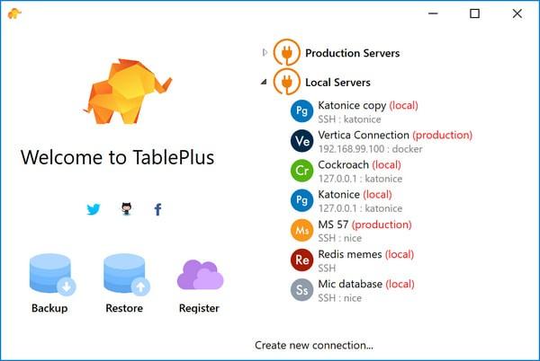 TablePlus(数据库编辑器)下载