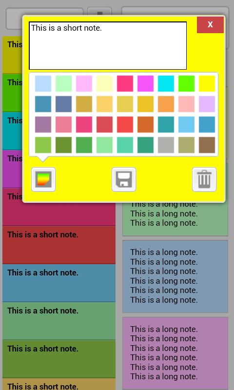 写作笔记软件截图2