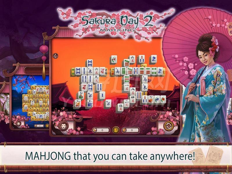 樱花节2:麻将 英文版下载