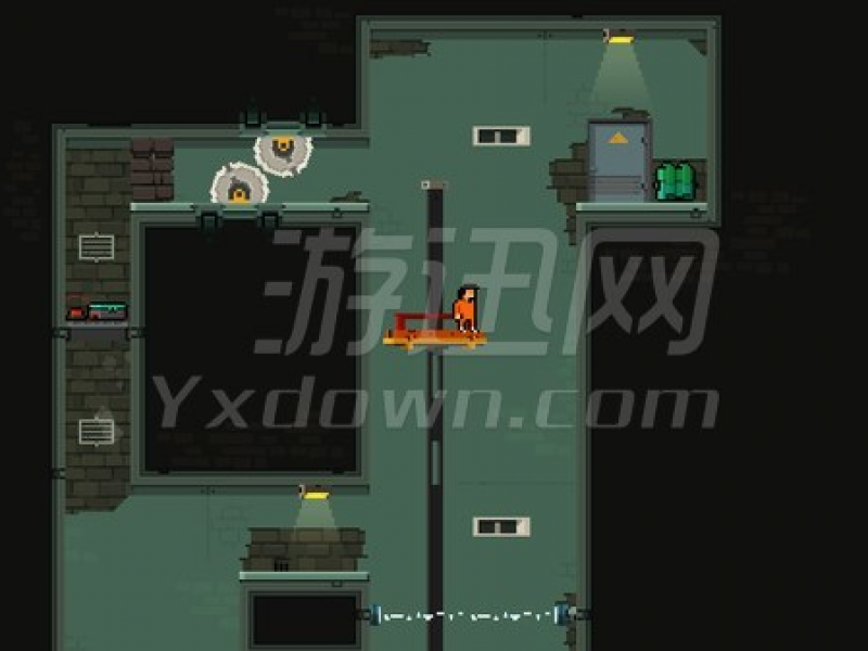 监狱炮轰 PC版下载