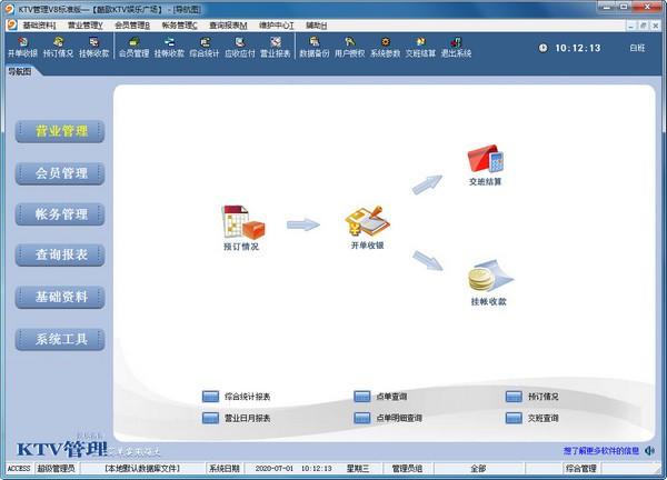 易达KTV管理系统下载