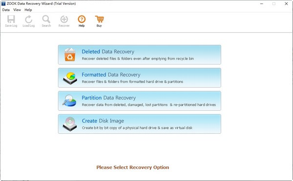 ZOOK Data Recovery Wizard(数据恢复软件)下载