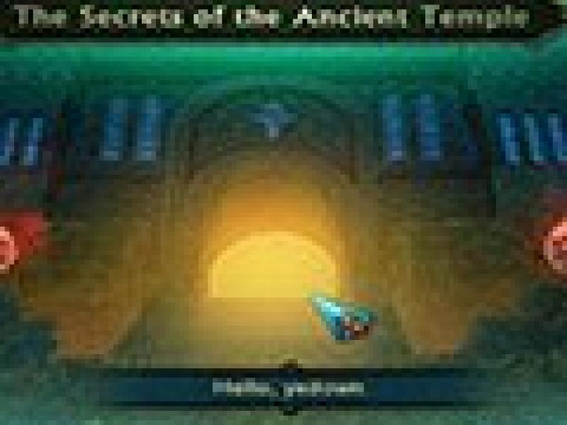 艾什莉克拉克:古庙的