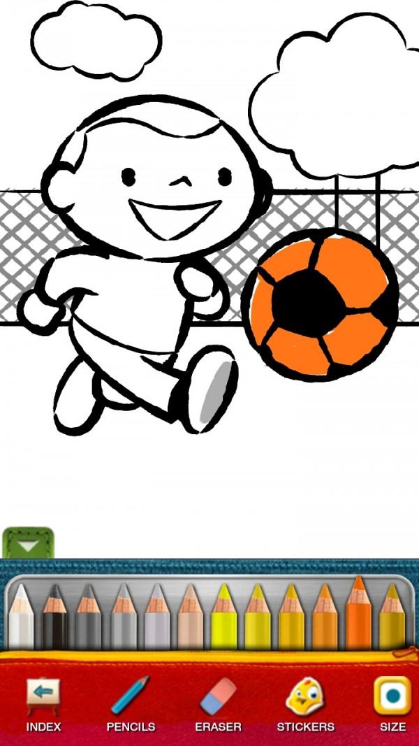 画吧儿童版软件截图3
