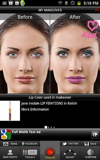 大化妆软件截图1