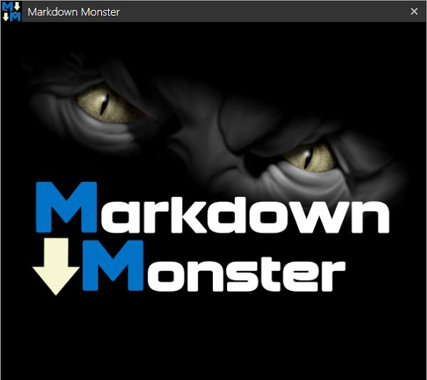 Markdown Monster(代码编辑查看器)下载