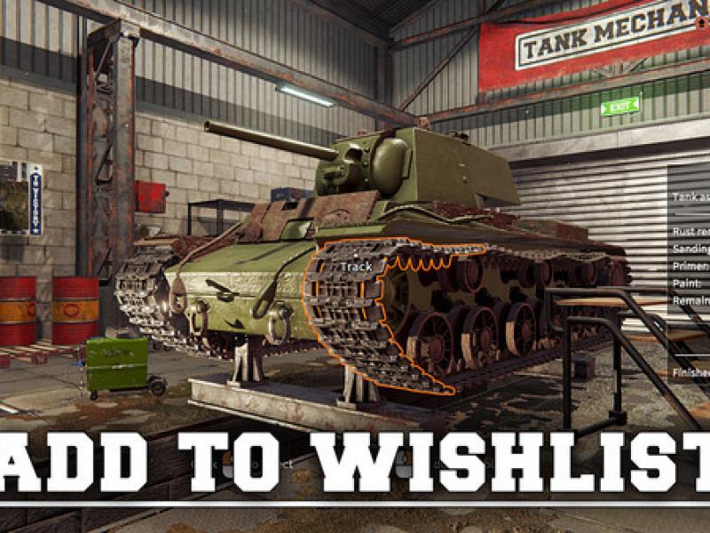 坦克机械师模拟器 破解版下载