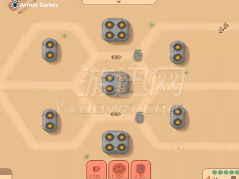 机器堡垒防御战 英文版下载