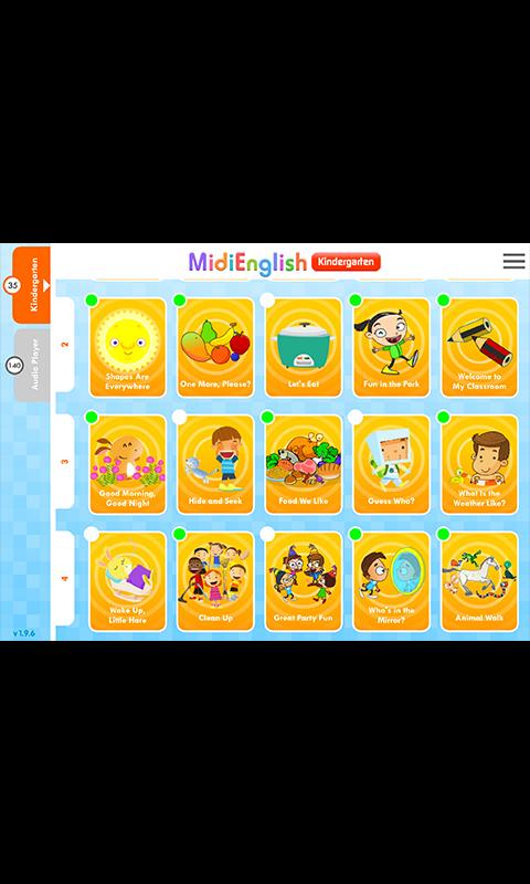 MidiEnglish