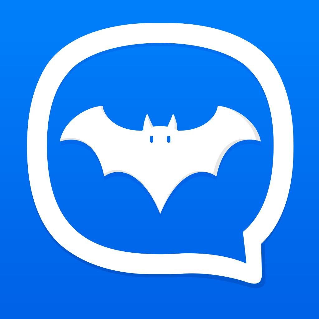 蝙蝠聊天 绿色版下载