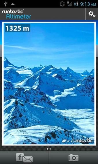 海拔高度测量仪软件截图1