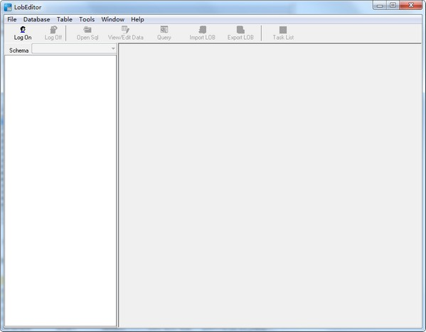 PGLobEditor(LOB数据编辑工具)