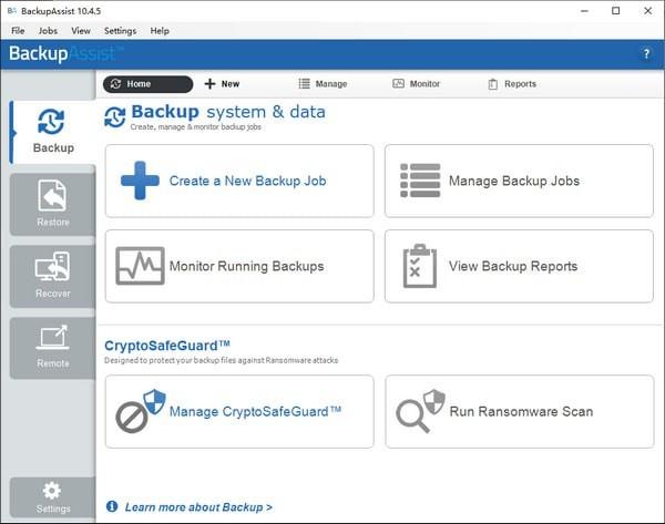 BackupAssist(数据备份软件)下载
