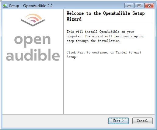 OpenAudible(有声读物管理器)下载
