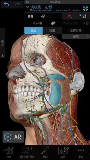 2019人体解剖学图谱软件截图0