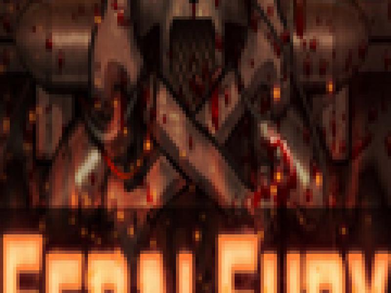 Feral Fury 英文版
