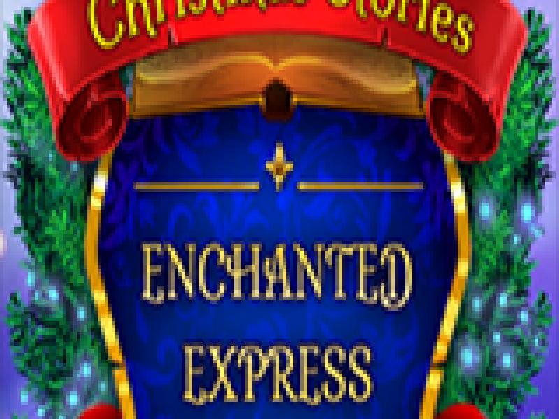 圣诞故事8:魔法快车 英文版