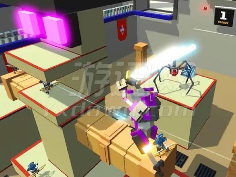 机器人角斗场0.6.0 英文版下载