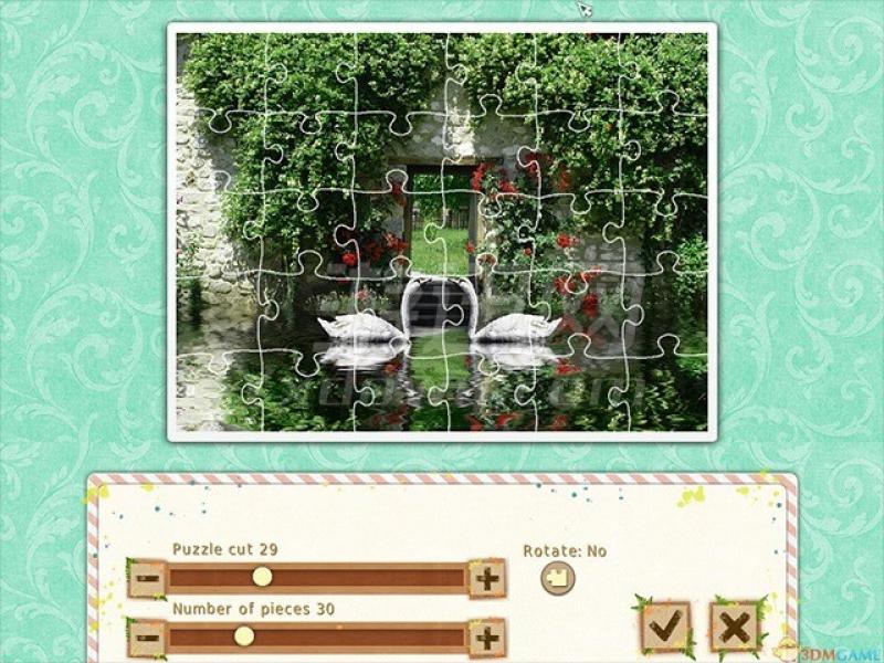 1001拼图:甜蜜的家-婚礼 英文版下载