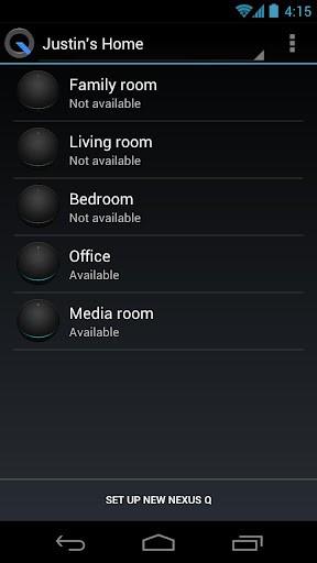 Nexus q控制软件截图0