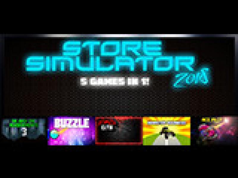 商店模拟器2018 英文版