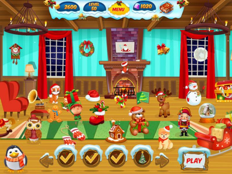 圣诞老人的假期 英文版下载