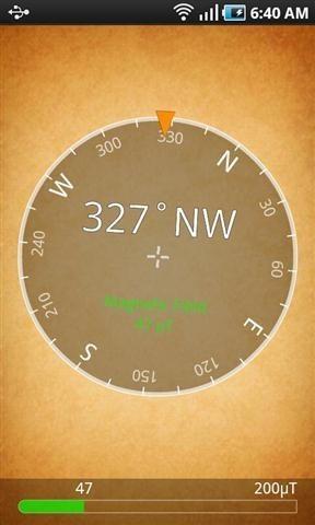 智能指南针
