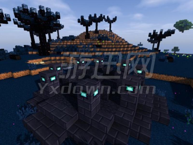 我的世界高能部落 中文版1.11.2下载