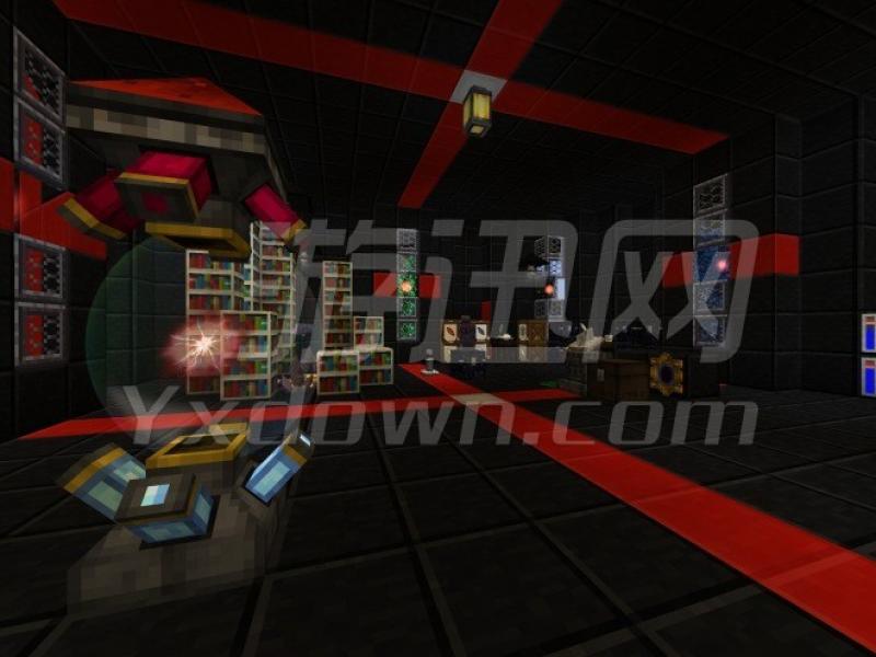 我的世界格雷科技新视野号2 中文版1.7.10下载