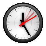 动态秒表时钟(Animated Analog Clock)软件截图0