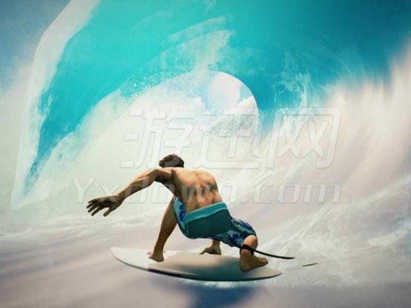 冲浪世界系列赛 英文版下载
