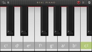 Real Piano HD软件截图0