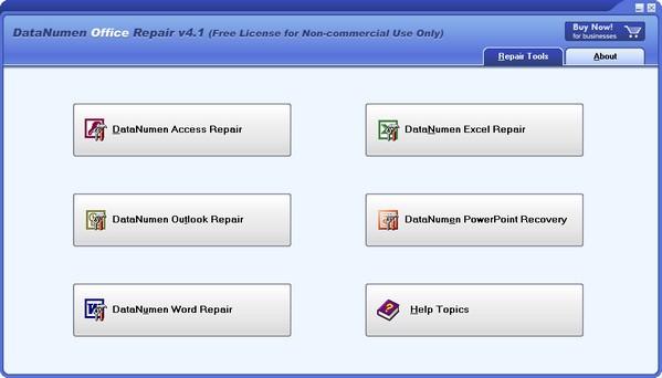 DataNumen Office Repair(office文件修复工具)