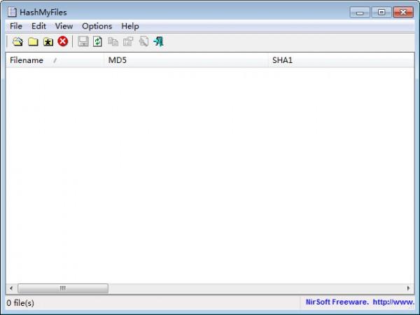 md5校验工具(HashMyFiles)下载