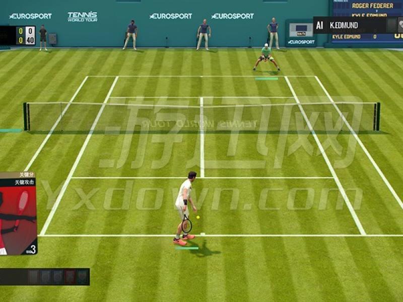 网球世界巡回赛 破解版下载