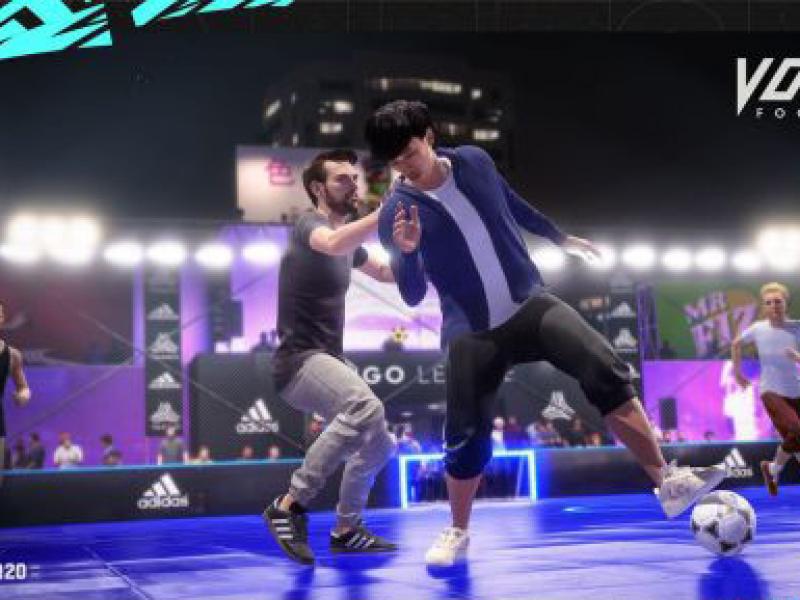 FIFA 20 终极版下载