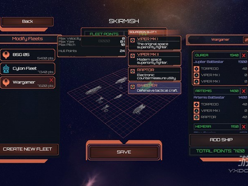 太空堡垒卡拉狄加:僵局 破解版下载