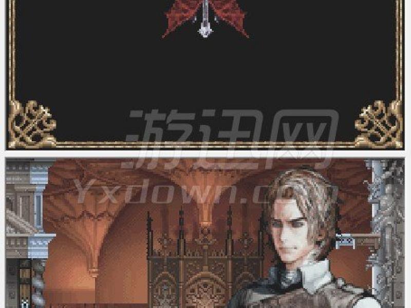 恶魔城:被夺走的刻印 PC中文版下载