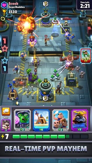 Chaos Battle League软件截图0