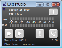 Luci Studio(广播流处理工具)
