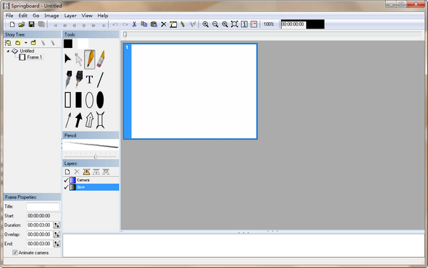 Springboard(多功能分镜软件)
