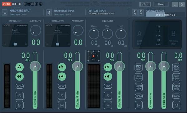 Voicemeeter(电脑调音软件)