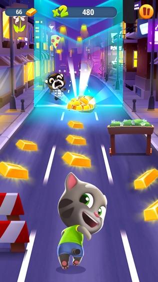 汤姆猫跑酷软件截图2