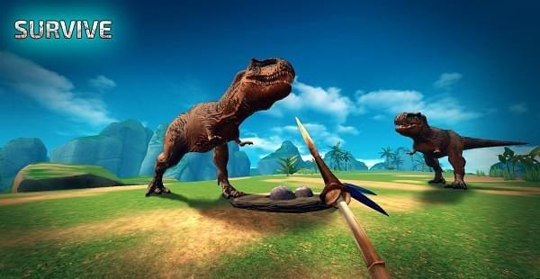 侏罗纪生存岛进化3D软件截图2