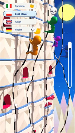 攀岩赛跑者软件截图0