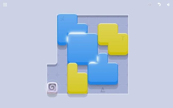 蓝色拼图2软件截图2