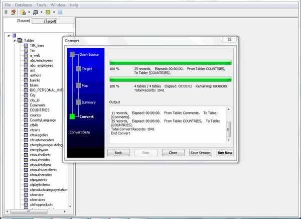 DbfToMysql(Dbf数据转换Mysql工具)下载