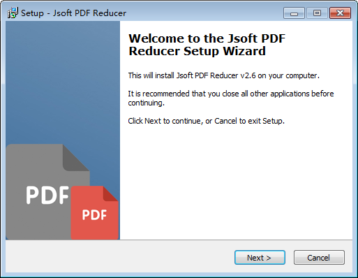 Jsoft.fr PDF Reducer(PDF压缩工具)下载