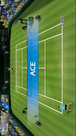 3D网球真实比赛软件截图1