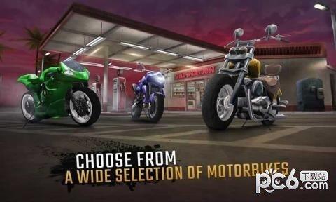 最强摩托赛车手软件截图2